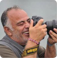 Fotoğrafçı Mete Kışlal
